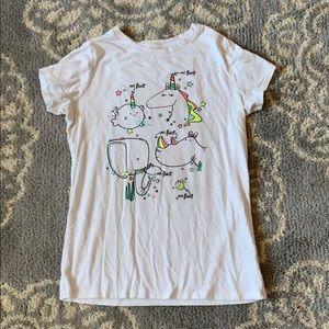 Cat and jack tee shirt!!
